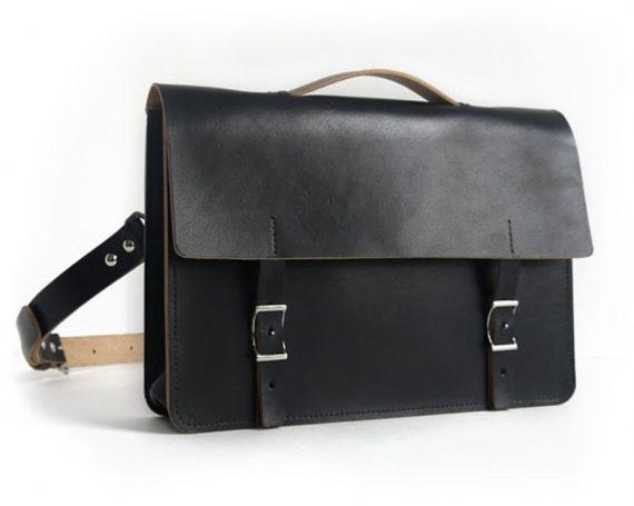 handmade leather briefcase made in usa handmade leather bags accessories made in the usa 149